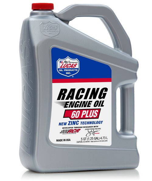 Lucas SAE 60 Plus Racing Oil